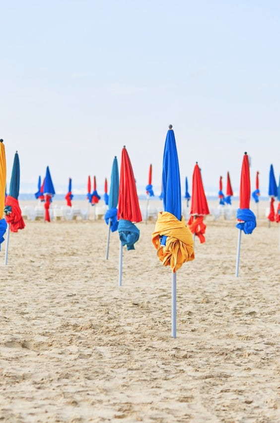 shooting photo evjf plage deauville