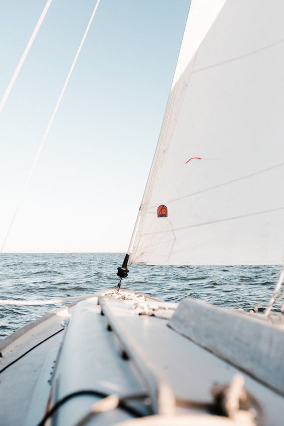 EVJF Deauville balade en voilier