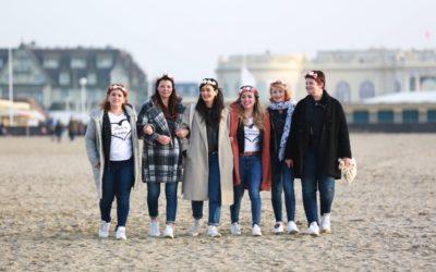 L'activité incontournable pour un EVJF à Deauville : le shooting photo de mode ✨