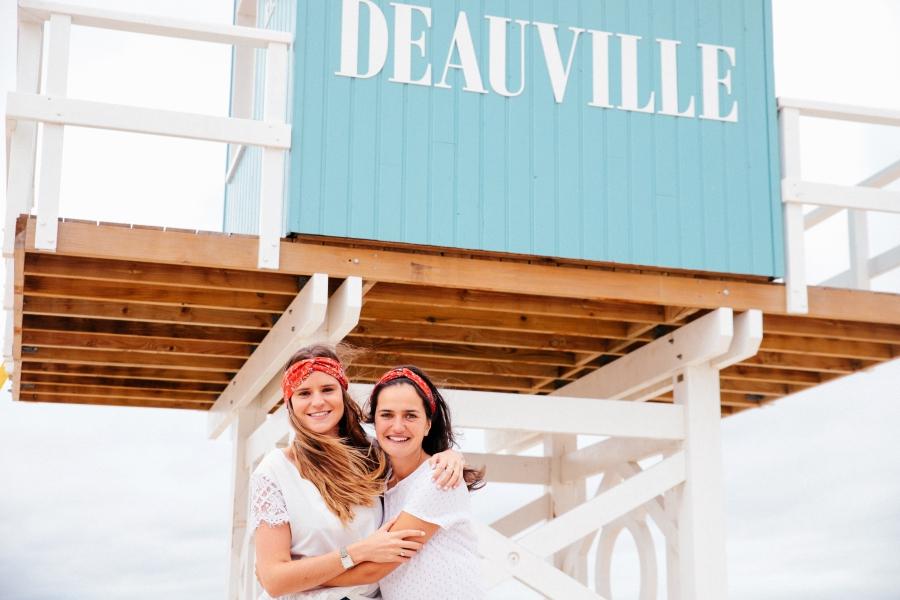 Photographe evjf Deauville